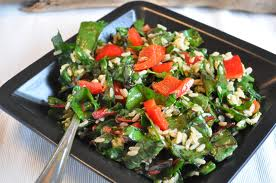 Swiss Chard Dressing  Swiss Chard Salad